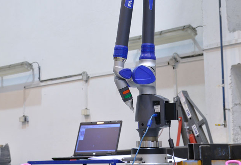 3D meracie rameno FARO FUSION 10