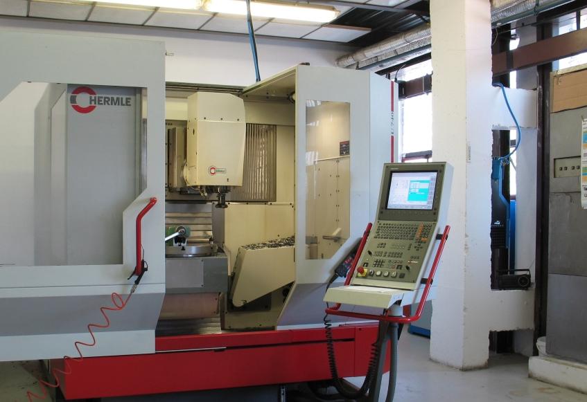 Vodorovný frézovací a vyvrtávací stroj WHQ 13 CNC